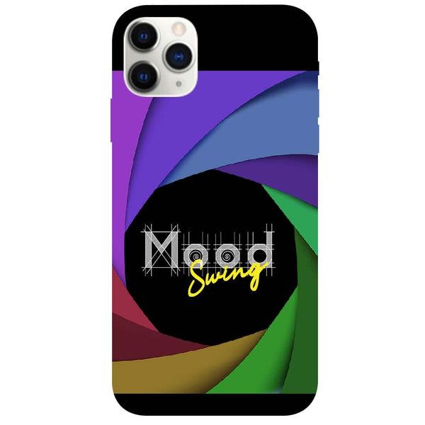 Mood Swing iPhone 11 Pro Back Cover