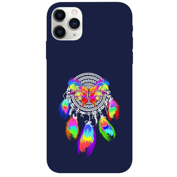 Butterfly Dreamcatcher iPhone 11 Pro Back Cover