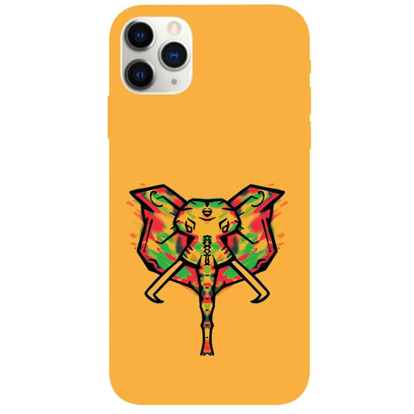Elephant Blast iPhone 11 Pro Back Cover
