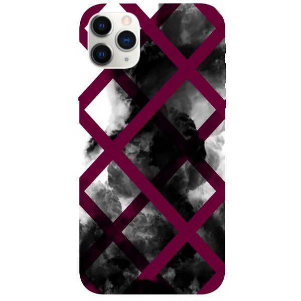 Black Mist iPhone 11 Pro Back Cover