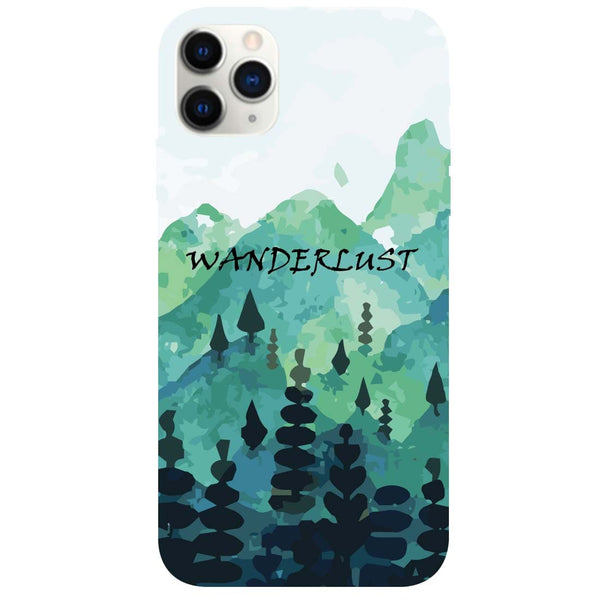 Wanderlust iPhone 11 Pro Back Cover