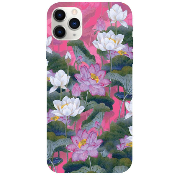 Lotus Valley iPhone 11 Pro Back Cover