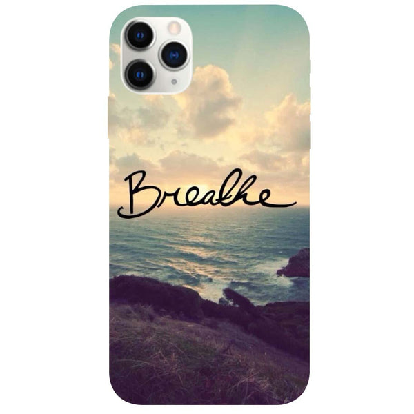 Breathe iPhone 11 Pro Back Cover