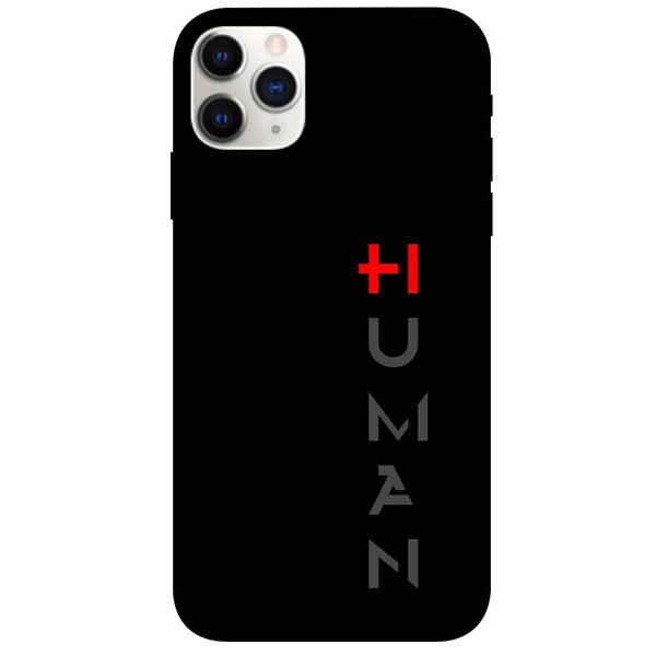 Human iPhone 11 Pro Back Cover