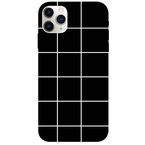 Checks iPhone 11 Pro Back Cover