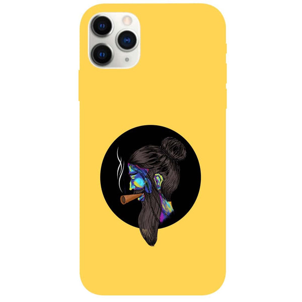 Bright Beard iPhone 11 Pro Back Cover