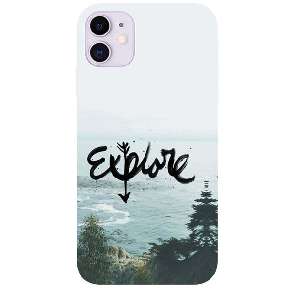 Explore iPhone 11 Back Cover