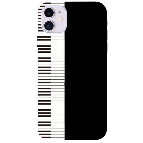 Piano iPhone 11 Back Cover