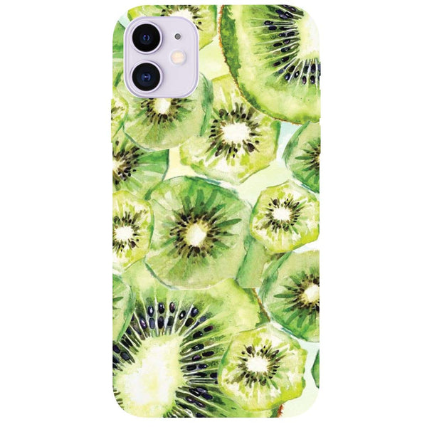 Kiwi iPhone 11 Back Cover