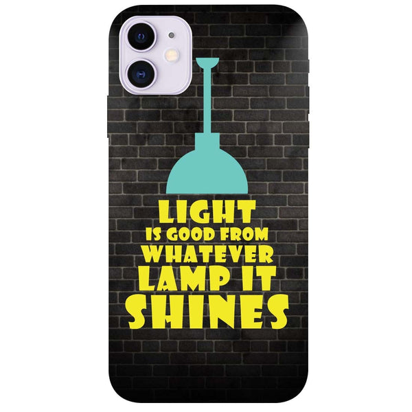 Shine iPhone 11 Back Cover