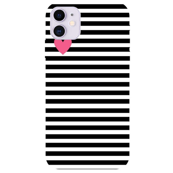 Stripes iPhone 11 Back Cover