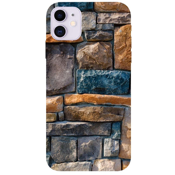 Bricks iPhone 11 Back Cover