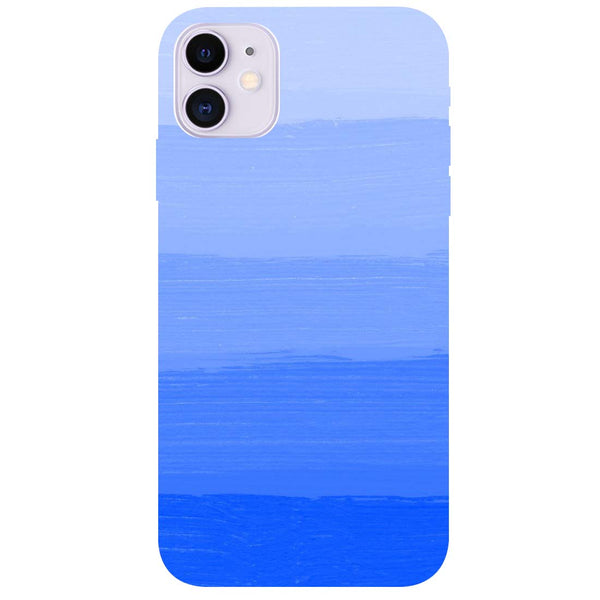 Blue iPhone 11 Back Cover