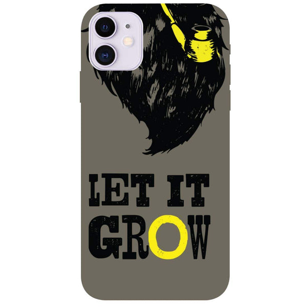 Grow iPhone 11 Back Cover