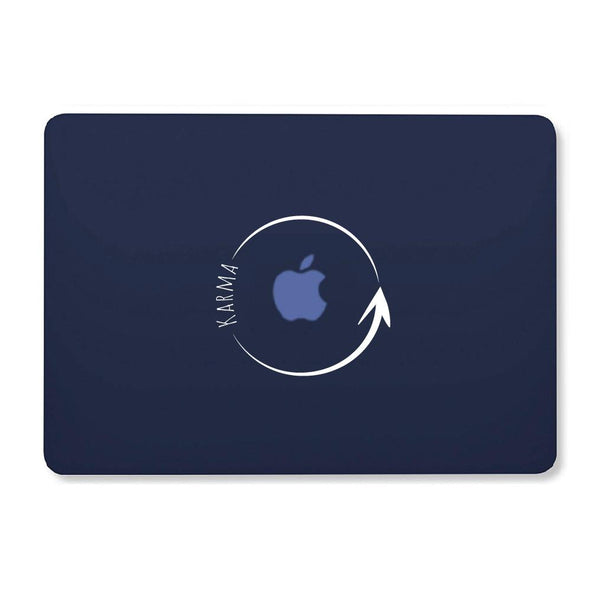 "KARMA - Blue MacBook Air 13"" Retina (2018) Cover"