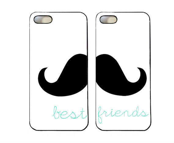 "Hamee Back Cover for Oppo F1 "" Best Friends Mouchie Love Special pack of Two Combo 6 "" - Hamee India"