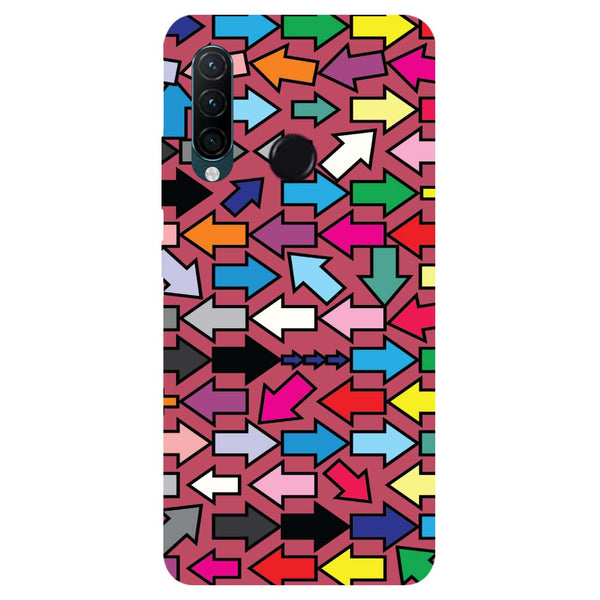 Arrow Lenovo K10 Note Back Cover
