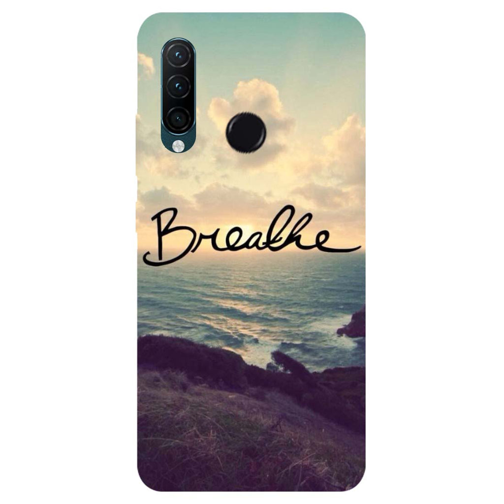 Breathe Lenovo K10 Note Back Cover