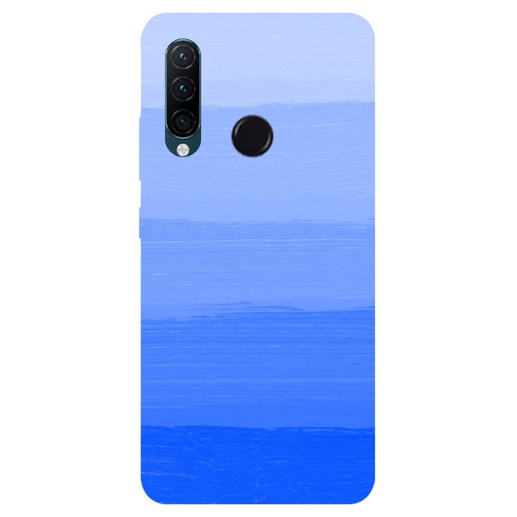 Blue Lenovo K10 Note Back Cover