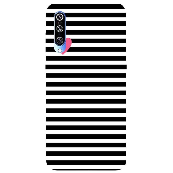 Stripes Mi A3 Back Cover