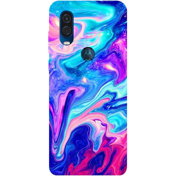Paint Motorola One Vision Back Cover