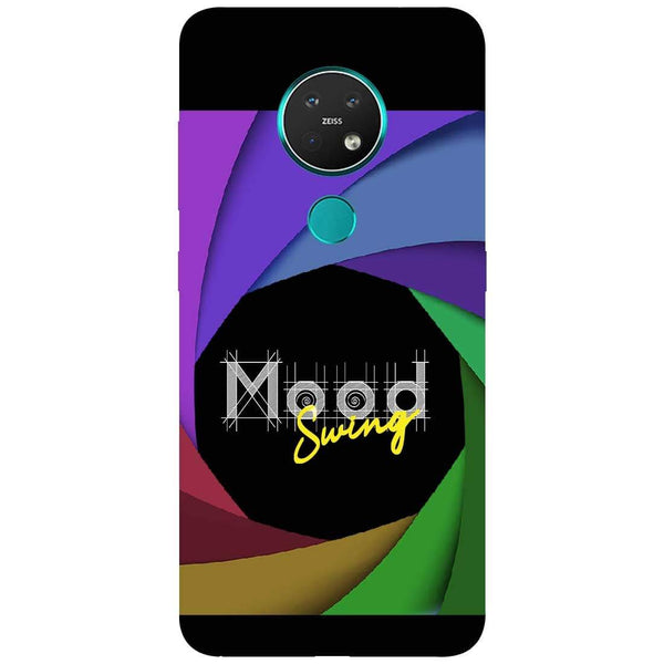Mood Swing Nokia 7.2 Back Cover