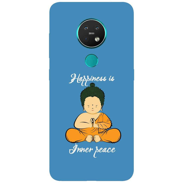 Inner Peace Nokia 7.2 Back Cover