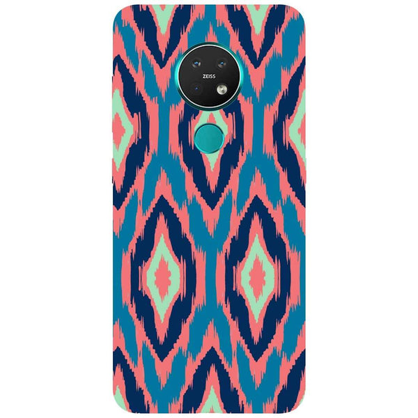 Ikat Nokia 7.2 Back Cover
