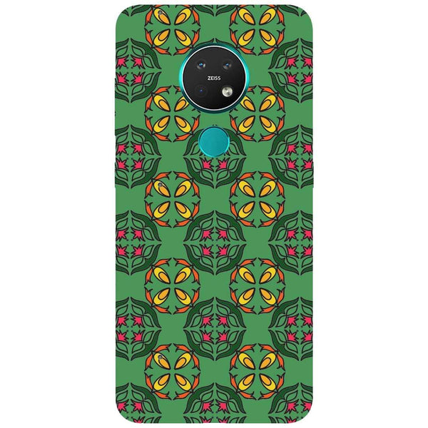 Ethnic Motif Nokia 7.2 Back Cover