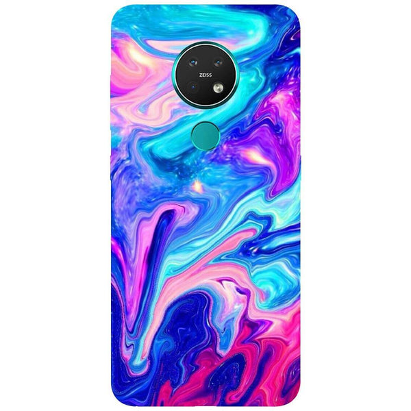 Paint Nokia 7.2 Back Cover
