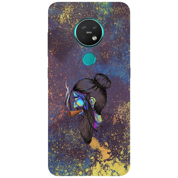 Cool Beard Nokia 7.2 Back Cover