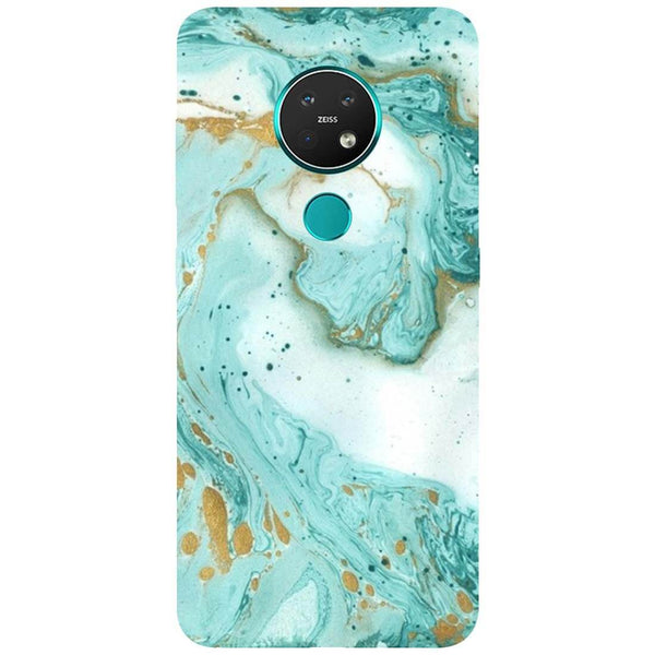 Marble Nokia 7.2 Back Cover