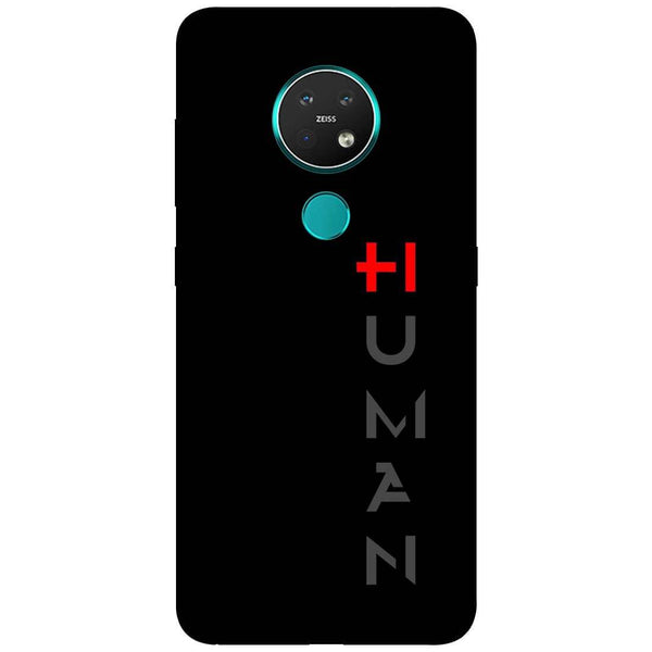 Human Nokia 7.2 Back Cover