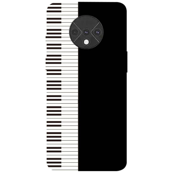 Piano OnePlus 7T Back Cover
