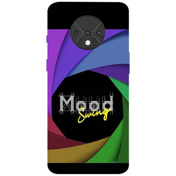 Mood Swing OnePlus 7T Back Cover