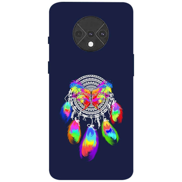 Butterfly Dreamcatcher OnePlus 7T Back Cover