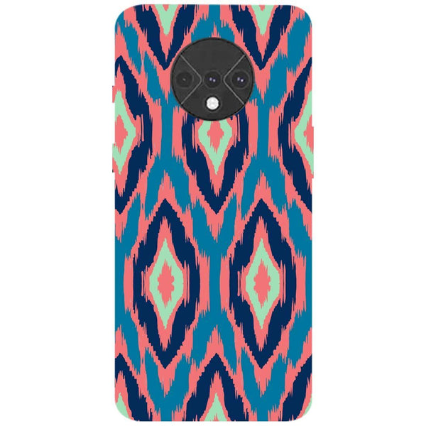 Ikat OnePlus 7T Back Cover