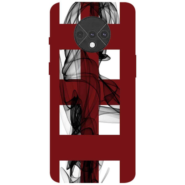 Check Mist OnePlus 7T Back Cover