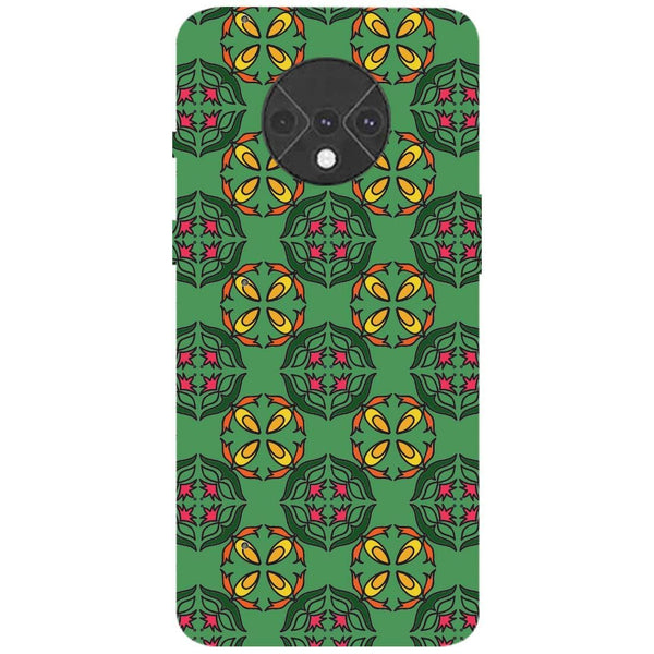 Ethnic Motif OnePlus 7T Back Cover