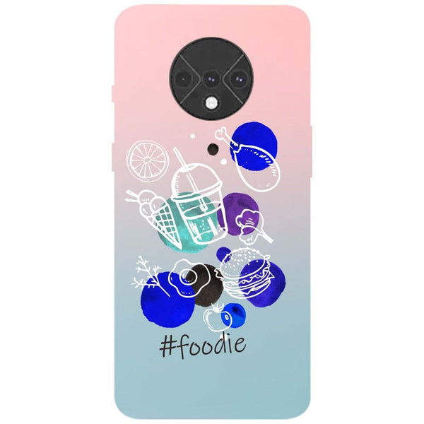 Foodie OnePlus 7T Back Cover