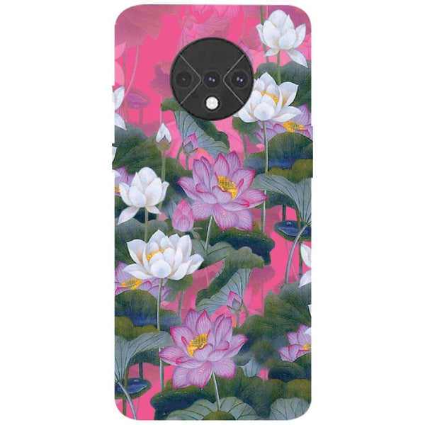 Lotus Valley OnePlus 7T Back Cover