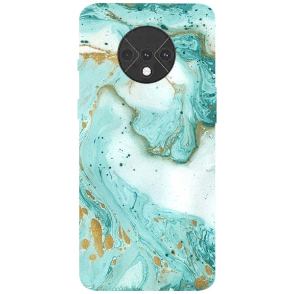 Marble OnePlus 7T Back Cover