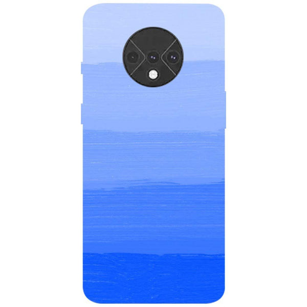 Blue OnePlus 7T Back Cover