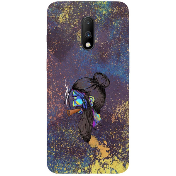 Cool Beard OnePlus 7 Back Cover