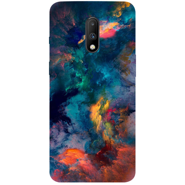 Fumes OnePlus 7 Back Cover