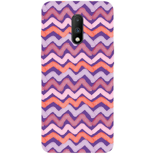 Zia Zag OnePlus 7 Back Cover