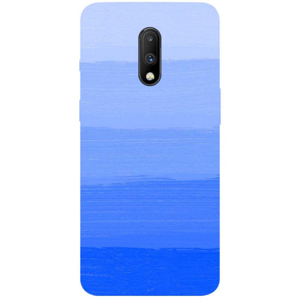 Blue OnePlus 7 Back Cover