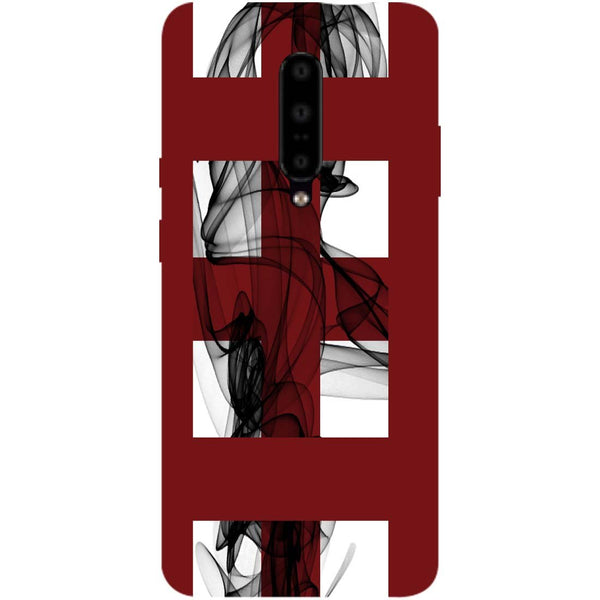 Check Mist OnePlus 7 Pro Back Cover-Hamee India