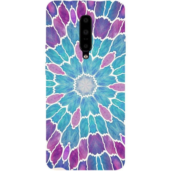 Mosaic OnePlus 7 Pro Back Cover-Hamee India