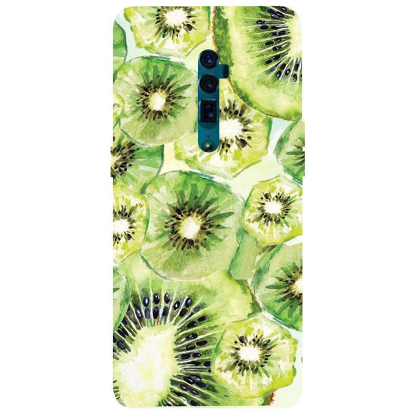 Kiwi Oppo Reno 10X Zoom Back Cover-Hamee India